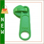 Image of Lime Green Zipper Pull
